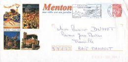 2- FRANCE Prêt à Poster MENTON FETE DU CITRONS 2003 - 06 - PAP : Altri (1995-...)