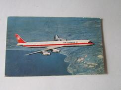 Douglas DC-8 Air Canada - 1946-....: Moderne
