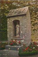 """CPM - GISTEL - Ste-Godelieve Abdij """"Ten Putte"""" - Genadebeeld Van Ste Godelieve Op Deze Plaats Gewurgd In 1070 - Gistel"""
