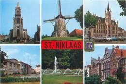 CPM - Groeten Uit ST.-NIKLAAS - Sint-Niklaas