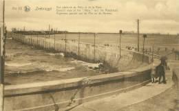 ZEEBRUGGE - Vue Générale Du Môle Et De La Rade - Zeebrugge