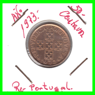 PORTUGAL  MONEDA DE 50 CENTAVOS  AÑO 1973 - Portugal