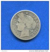 2  Fr  1871 K  Sans  L'egendre - France