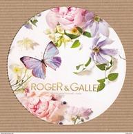 CC Carte Parfumée ROGER & GALLET BLOTTER Perfume Card JAPAN - Perfume Cards