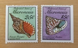 Micronesia - MNH** - 1989 - # 85,88 - Mikronesien
