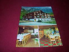 Gasthof Pension Alpenblick 6431 Hinterthal Sz  Famille F Suter Epp Le 8 07 1980 - Unclassified