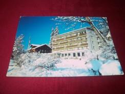 HOTEL AM WALDRAND  CH 3823 WENGEN BO  LE 3 03 1987 - Switzerland