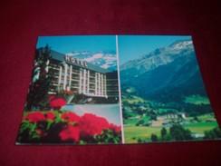 HOTEL CASA BERNO 6612 ASCONA  LE 27 03 1967 - Switzerland