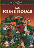 Magnifique Dedicace Collectif La Reine Rouge Ed Inra - Autographs