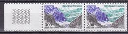 N° 2547 Série Touiristique: Cirque De Gavarnie: Une Paire De 2 Timbres Neuf Impeccable Bord De Feuille Gauche - Unused Stamps