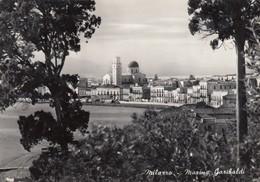 11033-MILAZZO(MESSINA)-MARINA GARIBALDI-1956-FG - Messina