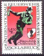 ÖSTERREICH 1985 Mi-Nr. 1821 O Used - Aus Abo - 1981-90 Gebraucht