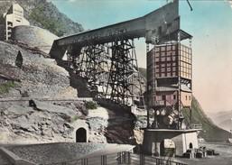 8740-LOCANA(TORINO)-DIGA DI PIAN TELESSIO-IMPIANTO BETONAGGIO-FG - Italie