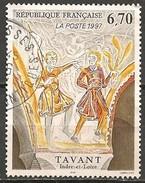 Timbres - France - 1997 - N° 3049 - TAVANT - Indre-et-Loire - - Francia