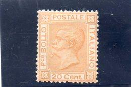 N°24 ** Sans Charniere Pas Signe Cote 4000 E Prix Depart 120 E - 1861-78 Victor Emmanuel II