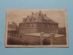 Schulgebäude - Ecole Communale ELSENBORN ( Marx & Niessen ) Anno 19?? ( Zie Foto's ) ! - Bütgenbach
