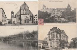 7 / 10 / 171  -  LOT  DE  20  CP  DE  DAX  ( 40 )   - Toutes Scanées - Cartoline