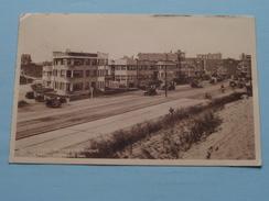 Boulevard De Nieuwpoort Laan ( Thill ) Anno 1938 (Stamp Basiliek Koekelberg / Zie Foto's ) ! - De Panne