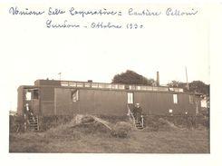 Surdon-photo 1930- Format 14.8 X 10.8- Train  (C.1419) - Autres Communes