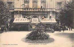 Lons Le Saunier Théâtre Gloire à Pasteur Photo Cardot - Lons Le Saunier