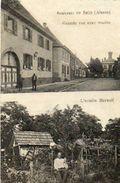 CPA - SELTZ (67) - Carte Multi-Vues De 1919 - L'ermite Marzolf - Autres Communes
