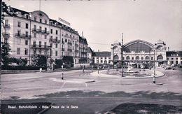 Basel Bahnhofplatz (7204) - BS Bâle-Ville