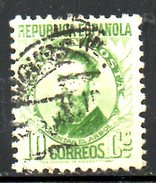 ESPAGNE. N°500 Oblitéré De 1931. Joaquin Costa. - 1931-50 Usati