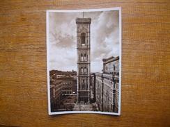 Firenze, Il Campanile Di Giotto - Firenze (Florence)