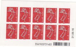NOUVELLE CALEDONIE 2016 N° 1289 CARNET C1289  ** LUXE - Unused Stamps