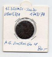 Italia - Venezia - 12 Denari - Soldo - 1763/1778 - Doge Alvise Giovanni Mocenigo IV° - (MW313) - Venice