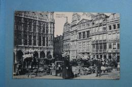 Bruxelles Gand'Place - Marchés