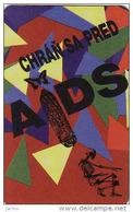 Slovaquie 1998, Slovak Telecom Chip, 33/98, AIDS - SIDA, Used - Slowakei
