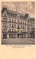 CPA  COBLENZ  HOTEL MONOPOL METROPOLE BESITZER ERNST ENKE - Koblenz
