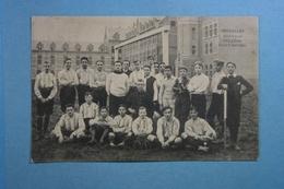 Bruxelles Nouveau Collège Saint-Michel (équipe De Football) - Onderwijs, Scholen En Universiteiten