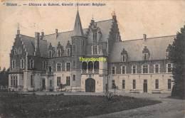 CPA  STEEN CHATEAU DE RUBENS ELEWIJT BRABANT BELGIQUE - Zemst