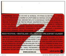 Slovaquie 2000,Slovak Telecom Chip, Private Card 01/98, ,used - Slowakei