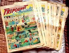 Fripounet Et Marisette - Lot De 84 Numéros De 19489 / 1950 / 1951 . - Other Magazines