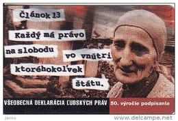 Slovaquie 2000,Slovak Telecom Chip, 03/2000,, Used - Slowakei