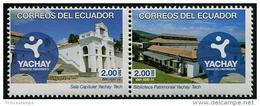 Ecuador (2014) - Set -  /  Yachay Tech - Biblioteca - Sala Capitular - Ecuador