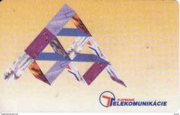 Slovakia, Chip Phonecard, 11/1995, Tirage 30 000, 200 Units - Slowakei