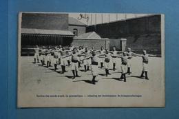 Bruxelles Woluwe Institut Royal Des Sourds-muets Et Des Aveugles La Gymnastique - St-Lambrechts-Woluwe - Woluwe-St-Lambert