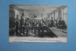 Bruxelles Woluwe Institut Royal Des Sourds-muets Et Des Aveugles Atelier Des Tailleurs - Woluwe-St-Lambert - St-Lambrechts-Woluwe