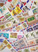SRI LANKA - CEYLAN - CEYLON - Beau Lot Varié De 220 Enveloppes Timbrées - Air Mail Covers - Cover - Letters - Stamps - Sri Lanka (Ceylon) (1948-...)