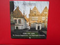 "BELGIQUE FDC 2006 ""BEGUINAGES FLAMANDS"" - Bélgica"