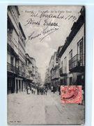 ESPAGNE  -- FERROL --  Un Trozo De La Calle Real - La Coruña