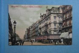Bruxelles Boulevard Anspach, Grand Bazar - Lanen, Boulevards
