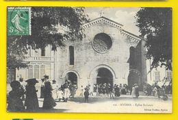 HYERES Eglise Saint Louis (Poullan) Var (83) - Hyeres