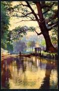 A7559 - Alte Künstlerkarte - Photochromie Serie 283 Nr. 4376 - Landschaft Spreewald TOP - Ohne Zuordnung