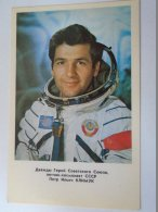 D154178  PETR  KLIMUK -   SPACE  URSS - SOVIET COSMONAUT/SPACEMAN/ASTRONAUT  1978 - Espace