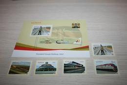 Railway Trains  2017  Kenya - Kenya (1963-...)